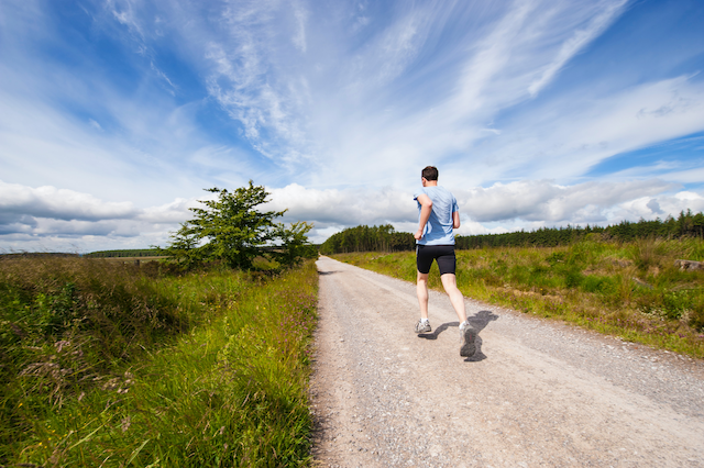 Getting moving – and finding your purpose in it